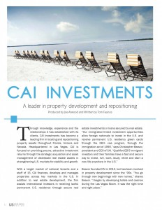 CAI Investments 3