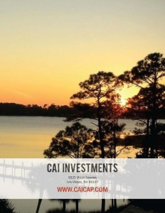 CAI Investments 8